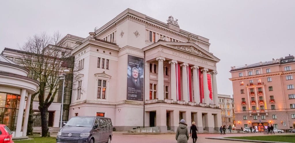 Latvia National Opera