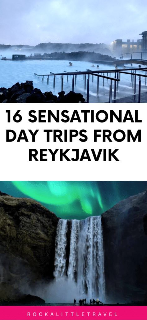 Day trips from Reykjavik Pinterest Pin