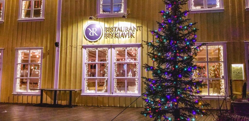 icelandic restaurant in Reykjavik