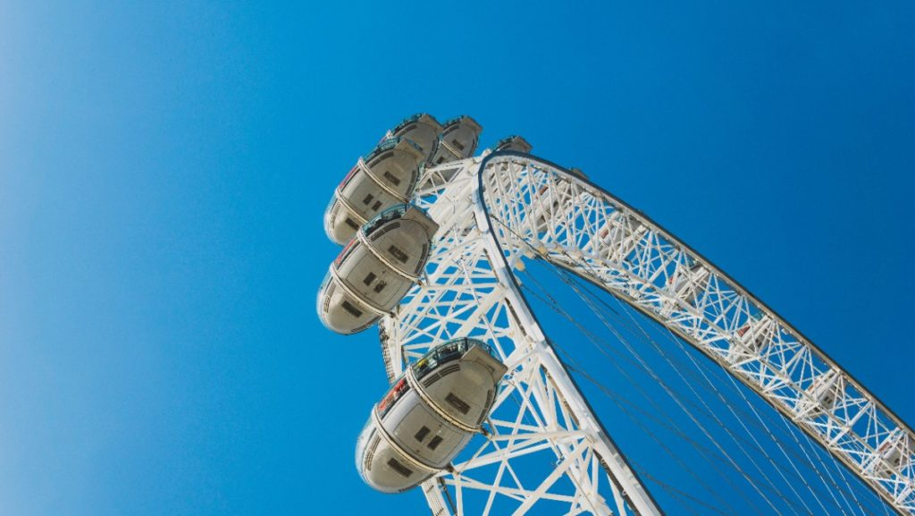 Travel tips for England - The London Eye