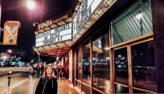 Eden Fite at the Fonda in Hollywood