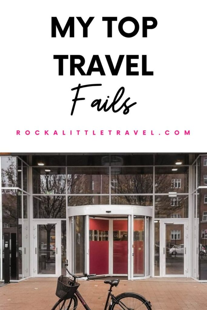 Travel Fails - Pinterest Pin