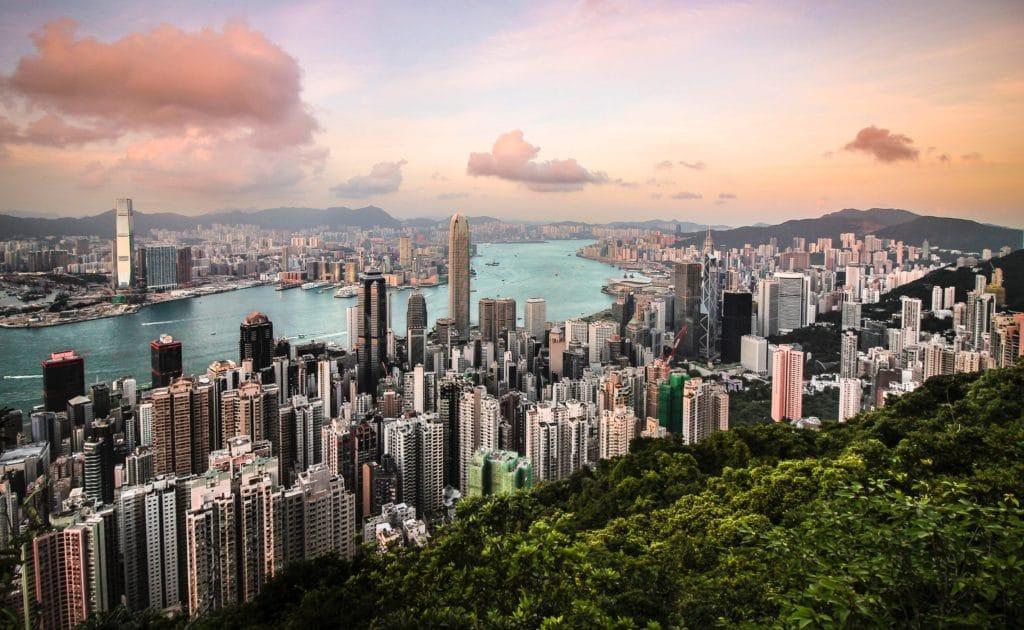 Hong Kong skyline - Bucket lists
