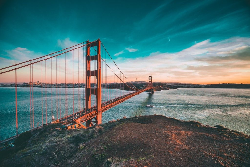 Golden Gate Bridge - San Francisco - Bucket List Cities