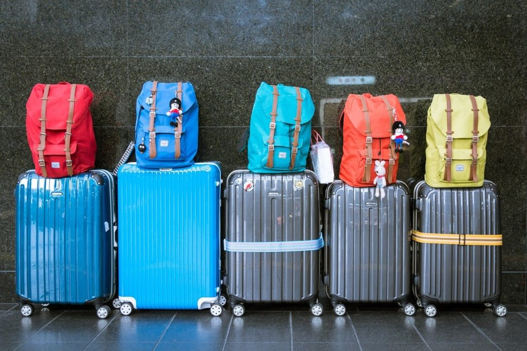 luggage - how to plan a trip
