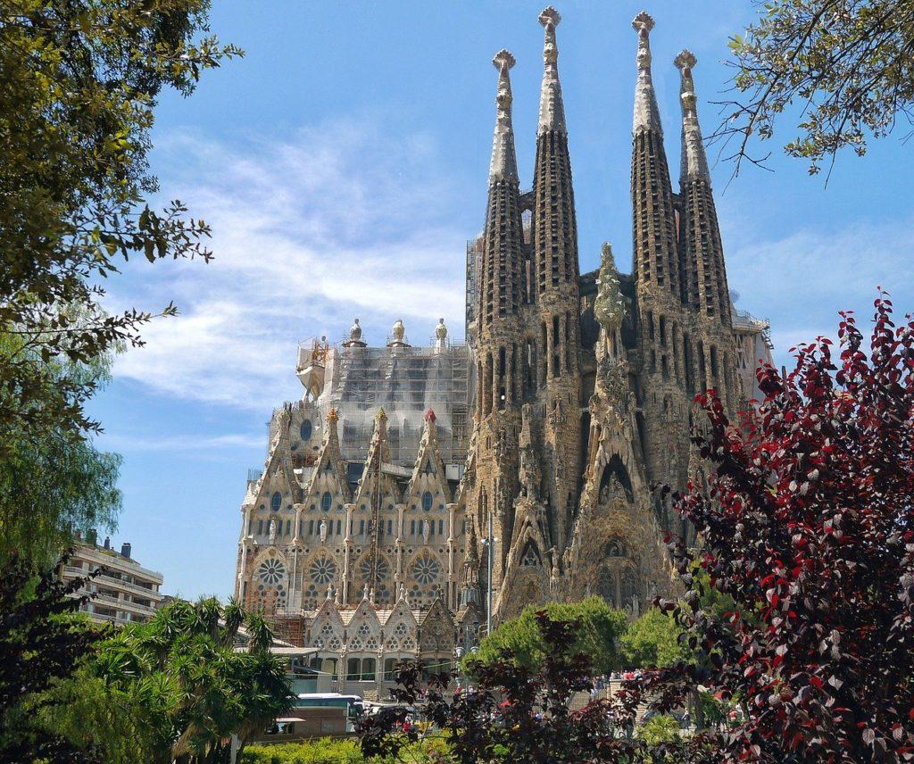 Sagrada Familia, Barcelona, Spain - Bucket List Cities