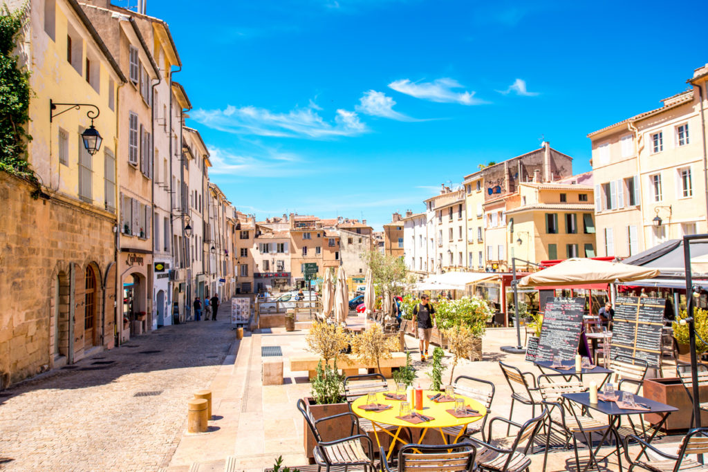 Weekend trips from Paris - Aix en Provence