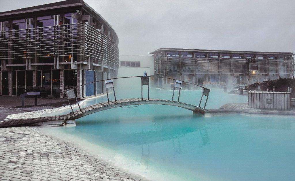 Best travel moments - Blue Lagoon, Iceland