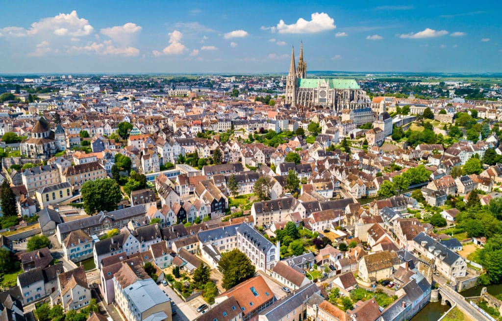 Weekend trips from Paris - Chartres