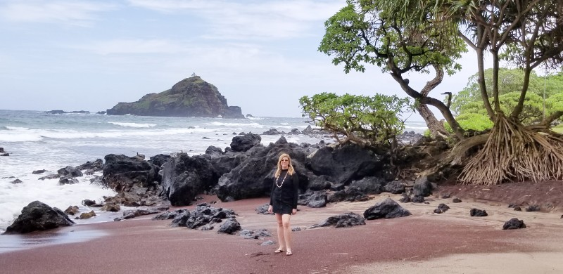 How to afford to travel more - Eden in Maui