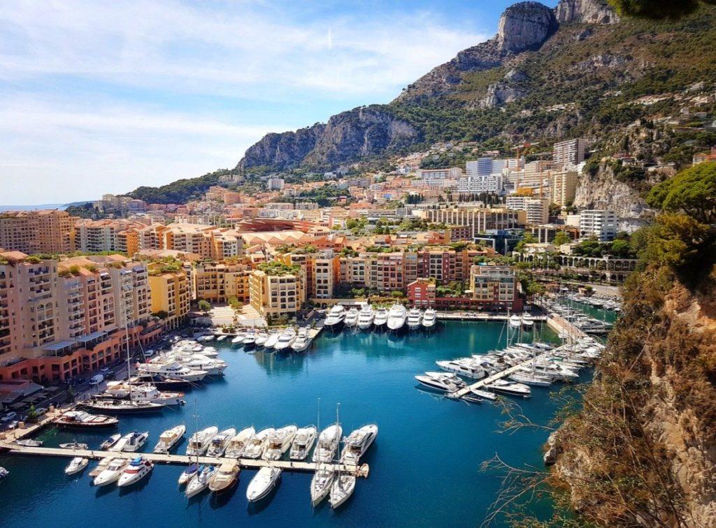 Day trips from Paris - Monaco