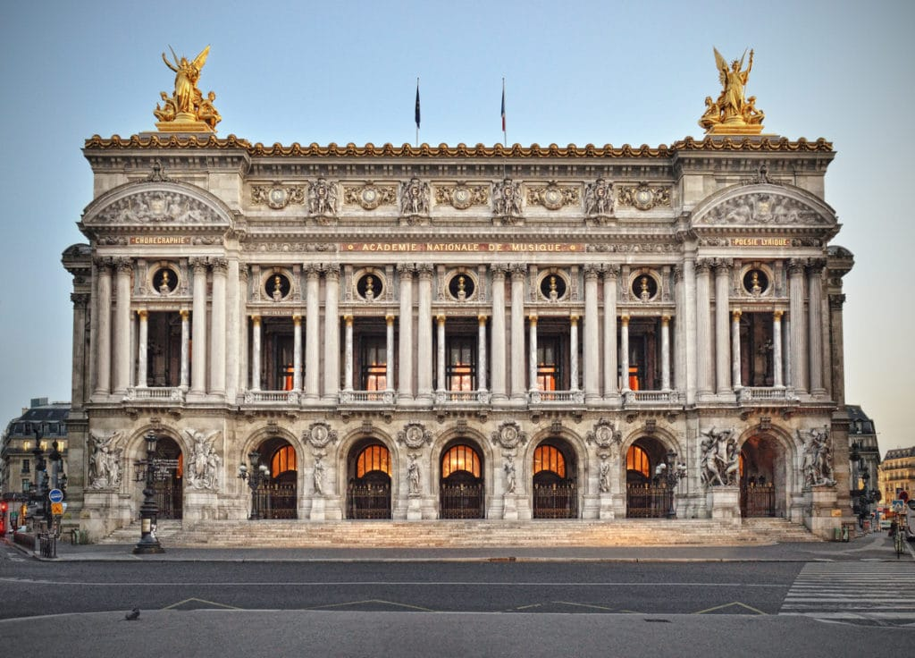 Paris Opera House - Palais Garnier - Paris Experiences