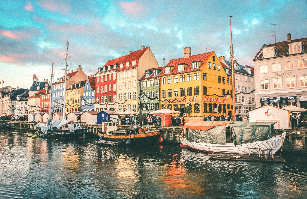 Short trips from Europe - Copenhagen, Denmark