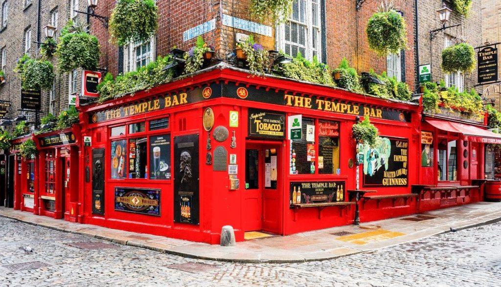 Dublin - short trips to Europe