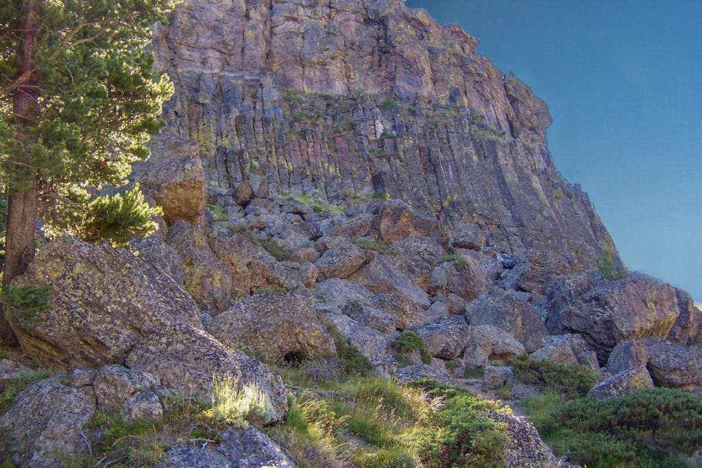 Billings to Yellowstone Road Trip - Obsidian Cliffs