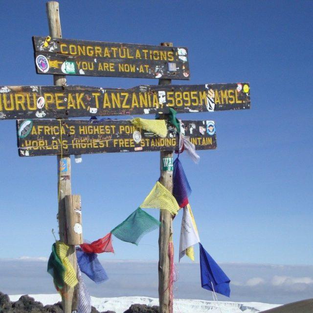 Mount Kilimanjaro - Bucket list