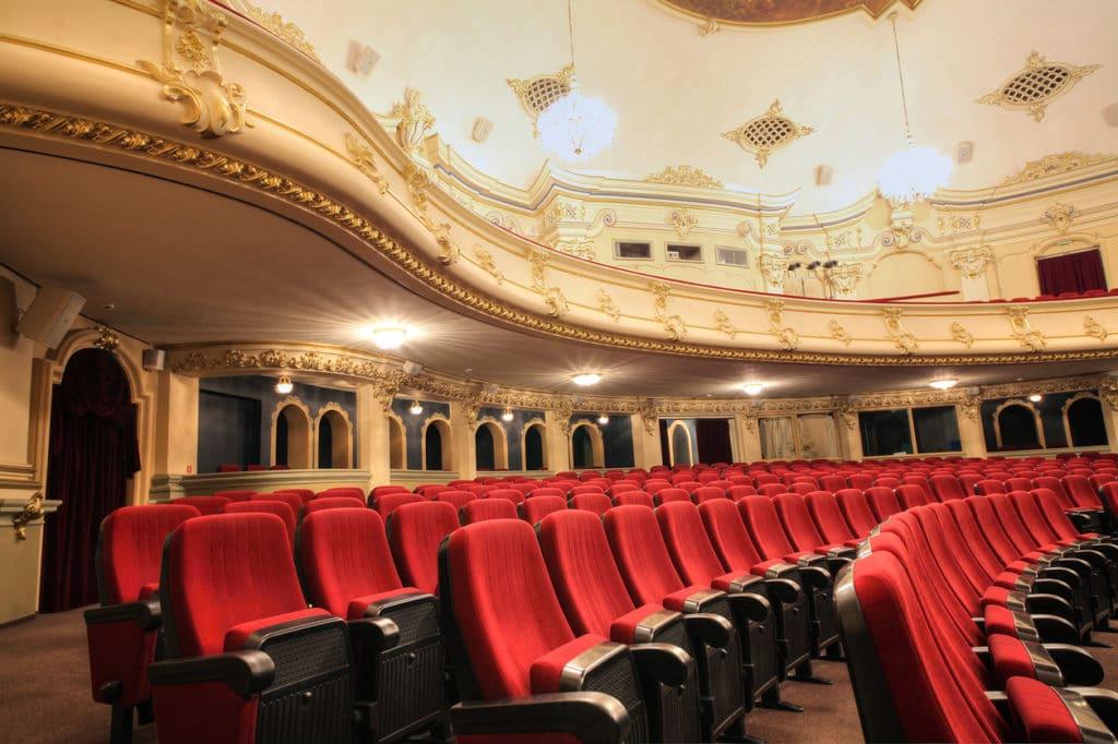 Kino Splendid Palace Riga Latvia