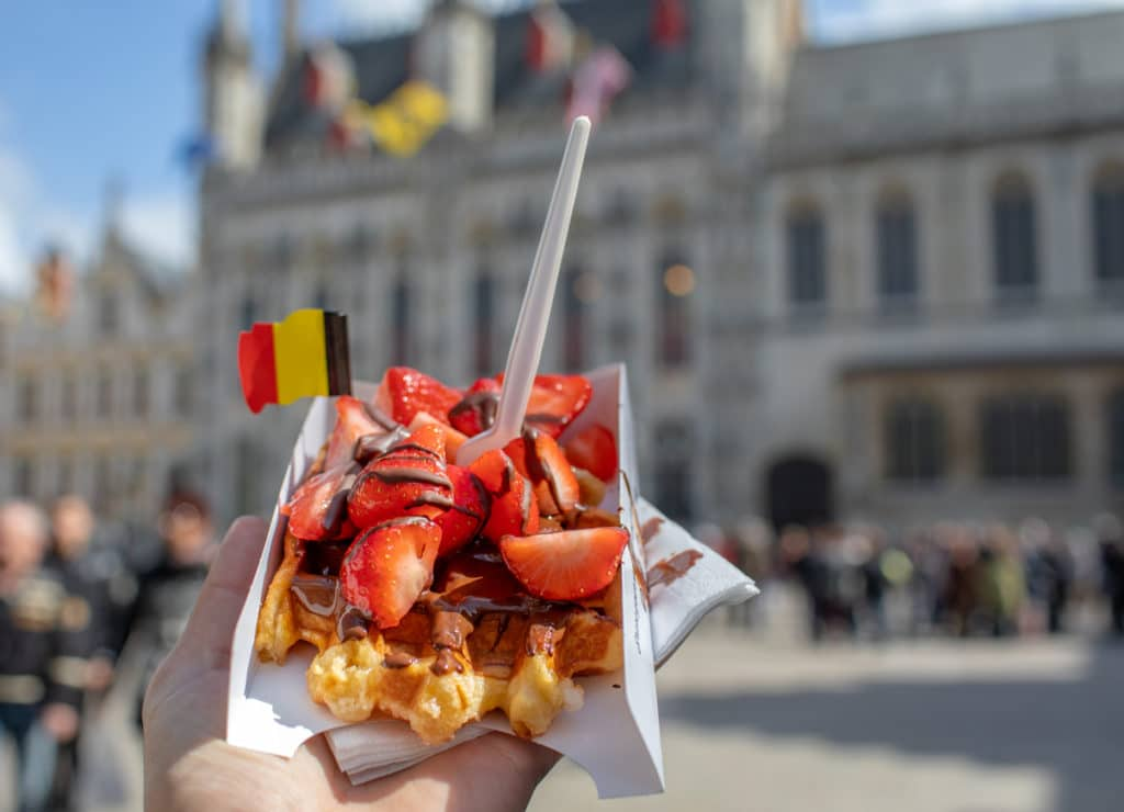 Best Waffles in Brussels