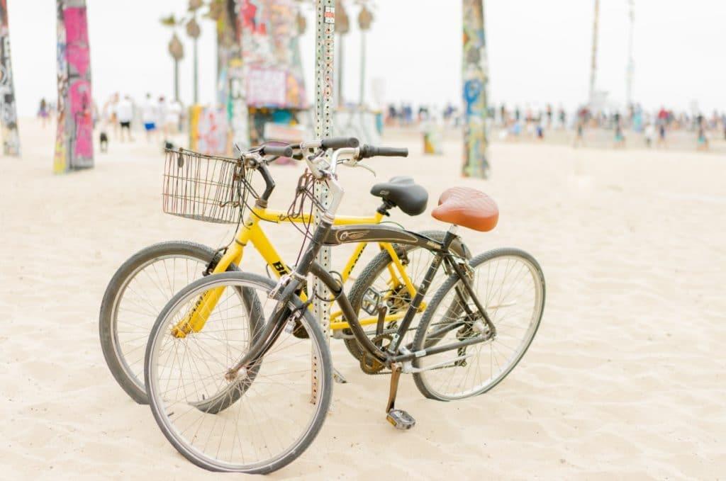 Bike to Venice
