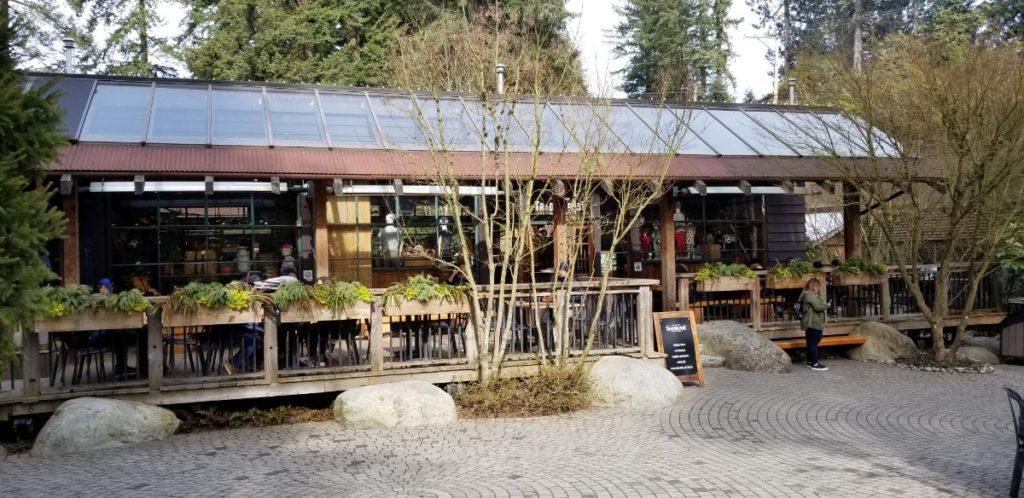 Capilano Cafe
