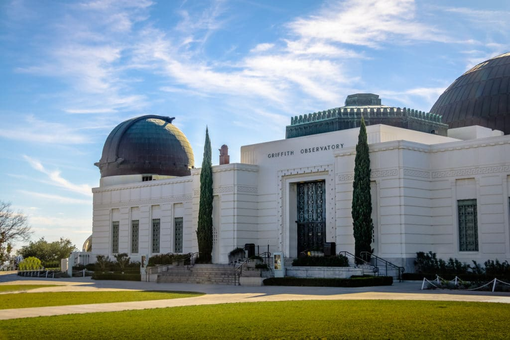 One Day in LA - Griffith Observatory