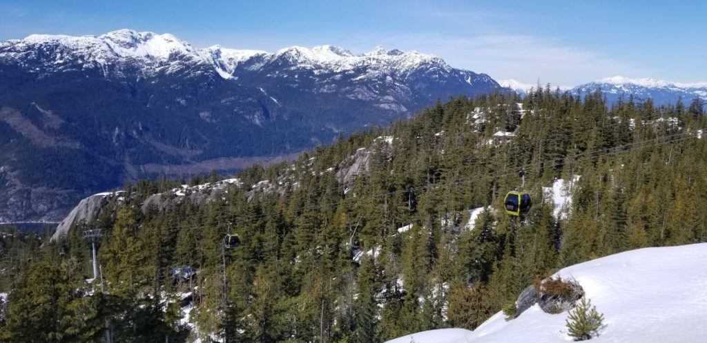 Sea to Sky Gondola - Squamish Attractions