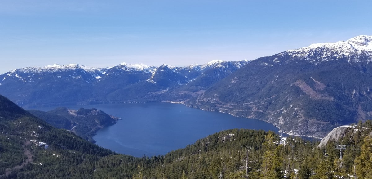 Squamish Attractions