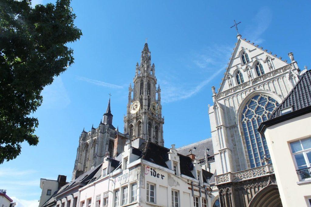 Belgium Road Trip Antwerp