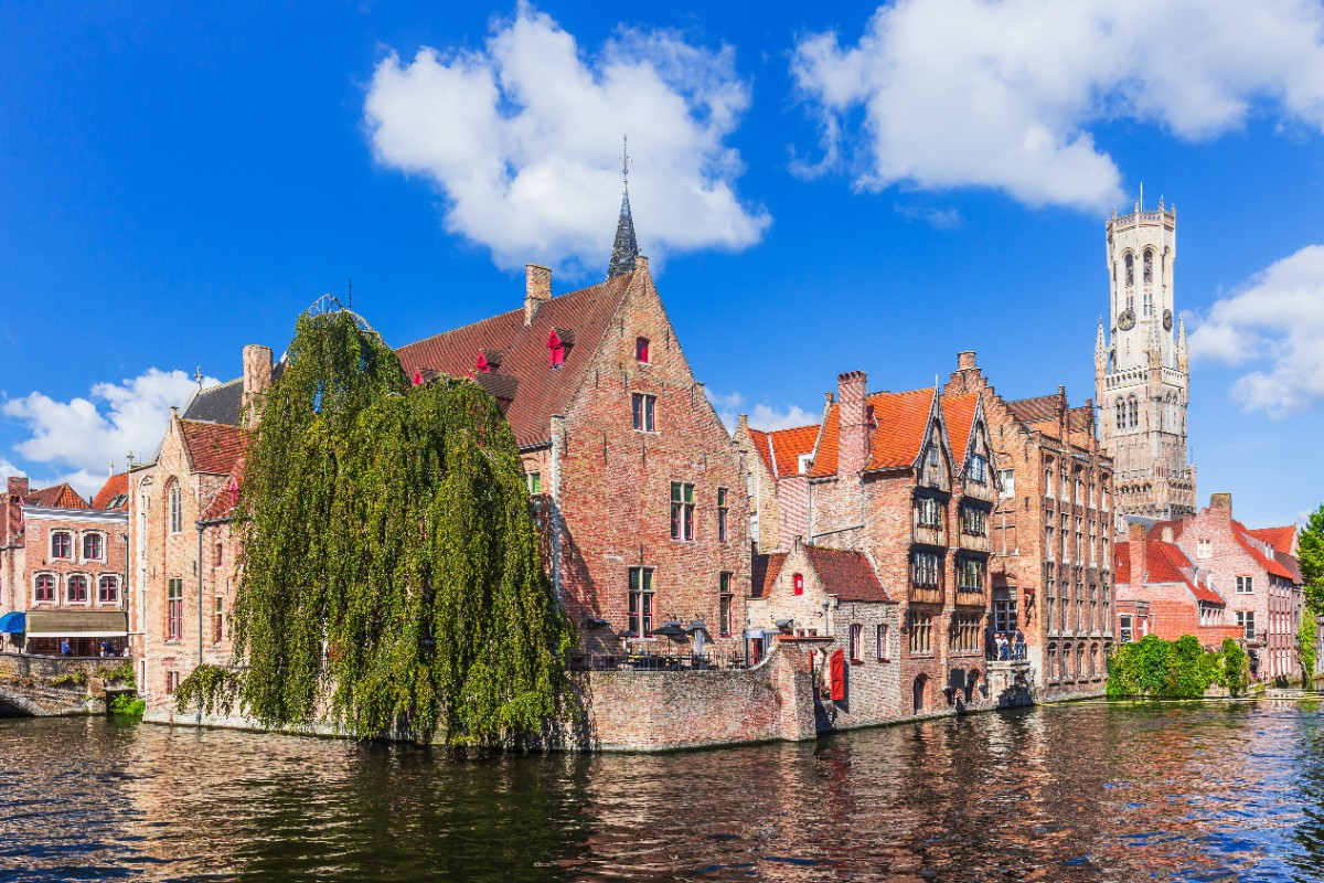 Bruges, Belgium road trip