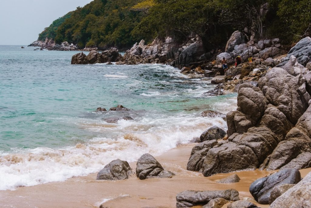 Playa Maguey Huatulco Beaches - Maguey Bay Huatulco