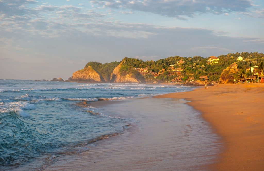 Huatulco Mexico things to do