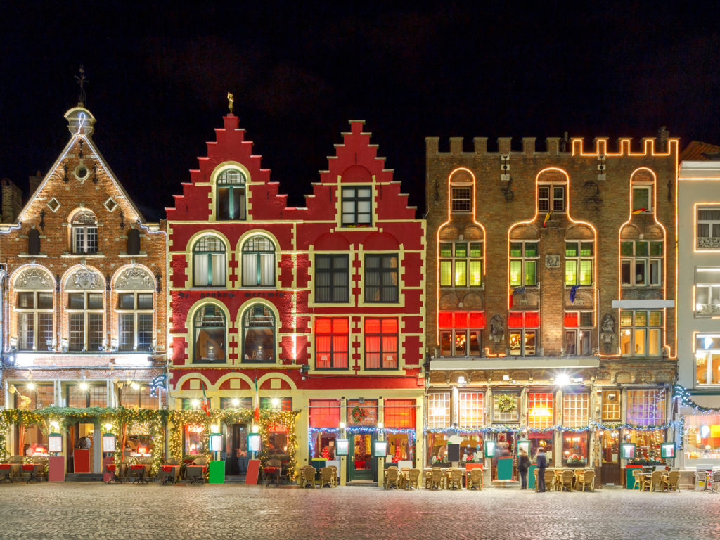 Belgium in Winter - Bruges