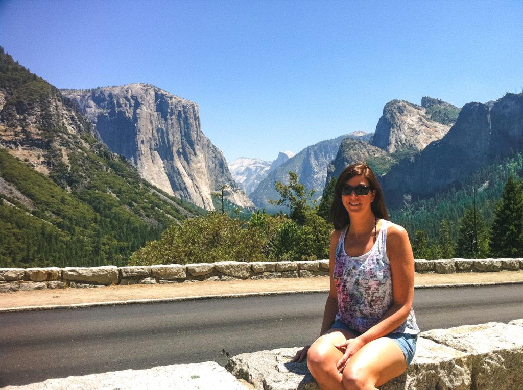 Yosemite in Spring.