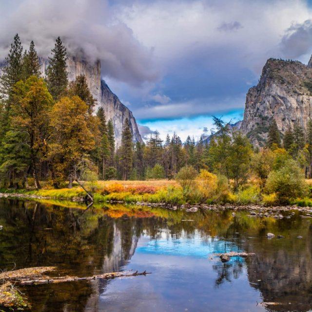 MIrror Lake Yosemite Hike
