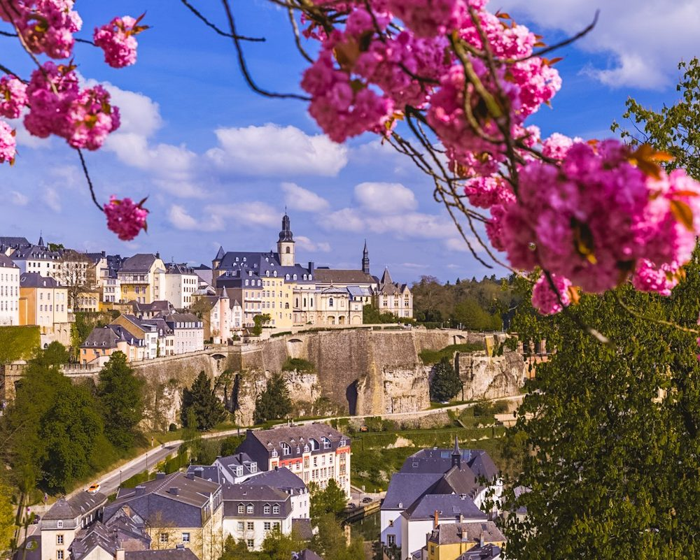 Spring in Luxembourg