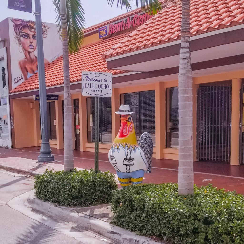 Little Havana Miami Florida