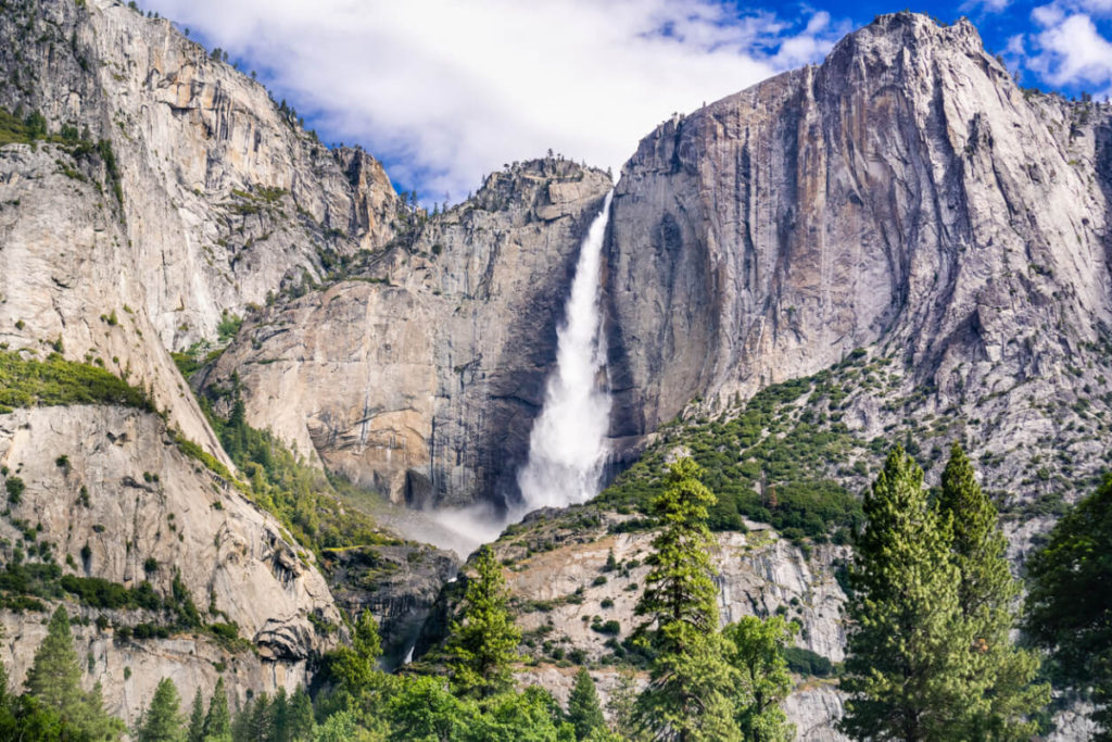 Best time to visit Yosemite