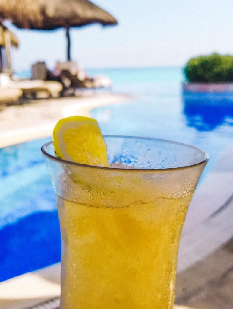 Cocktails in Cancun Cancun