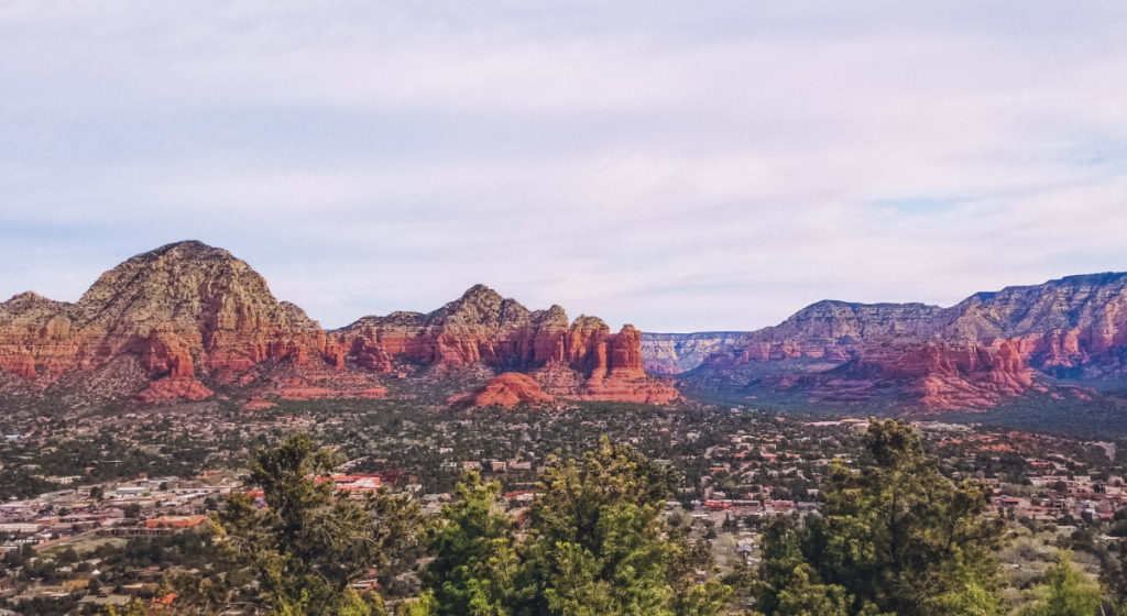 Airport Scenic Overlook Sedona Arizona