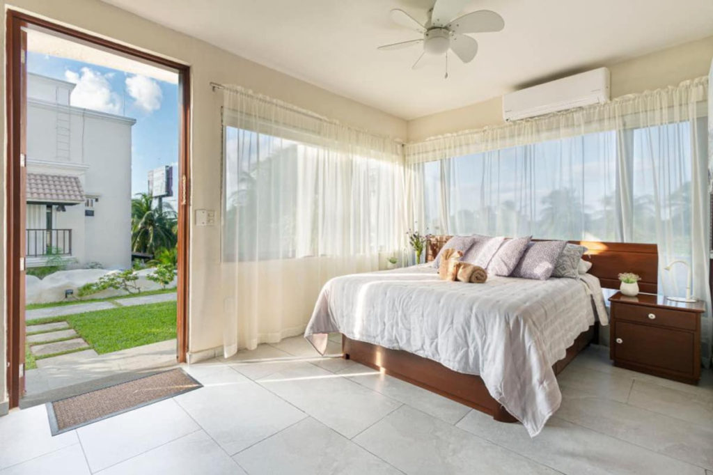 AirBnB Cancun Mexico hotel zone