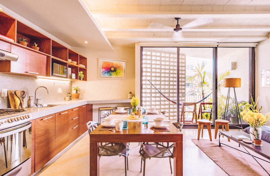 Designer Cancun Apartment