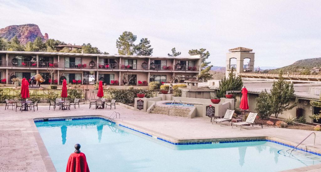 Hotel in Sedona