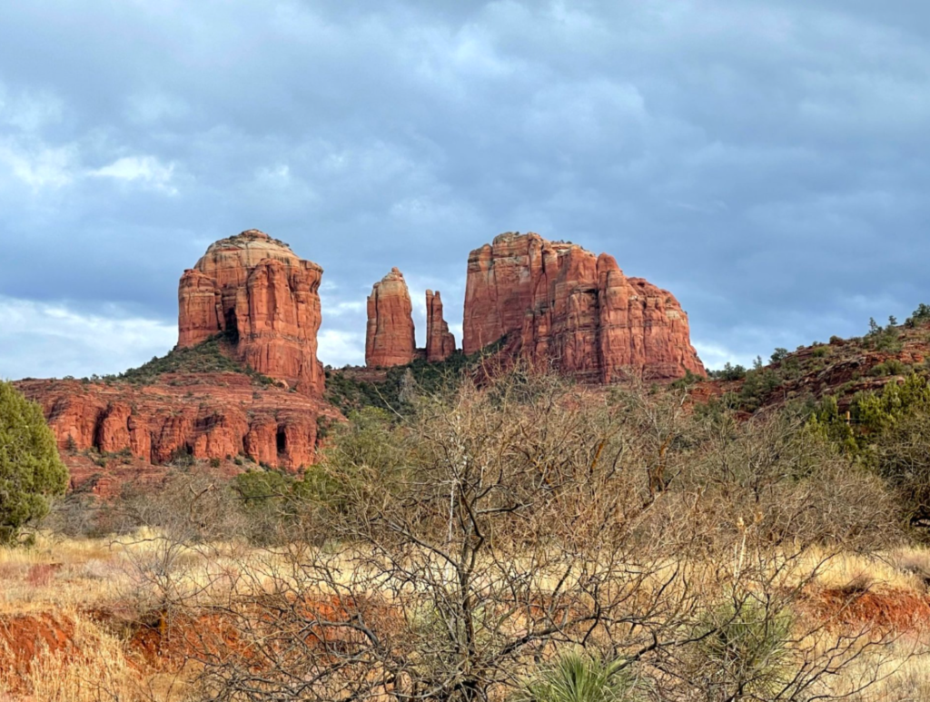 Sedona in Winter