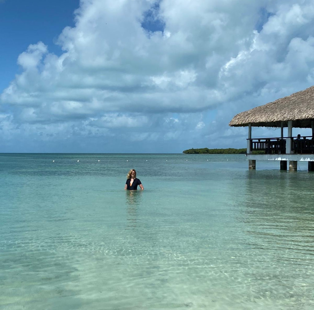 Coco King Beach Caye Caulker