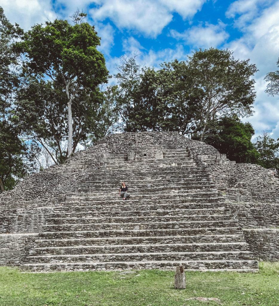San Ignacio Travel Guide - Cahal Pech Mayan Ruins