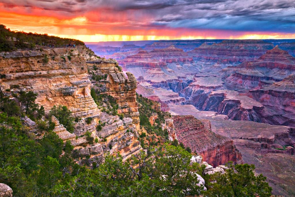 Sedona to Grand Canyon