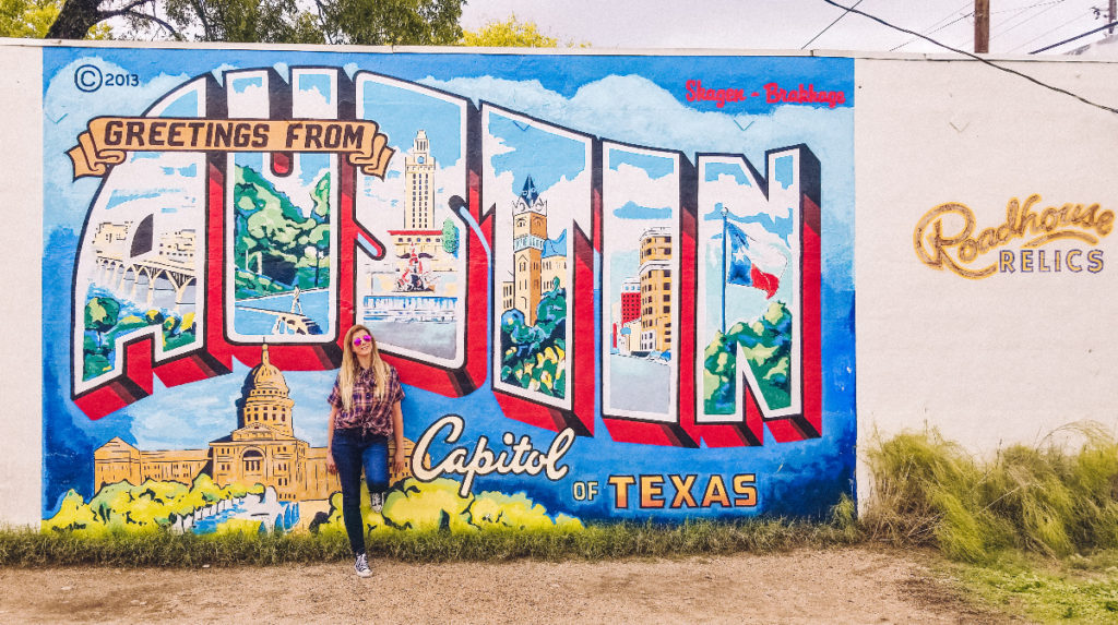 Austin Texas Murals