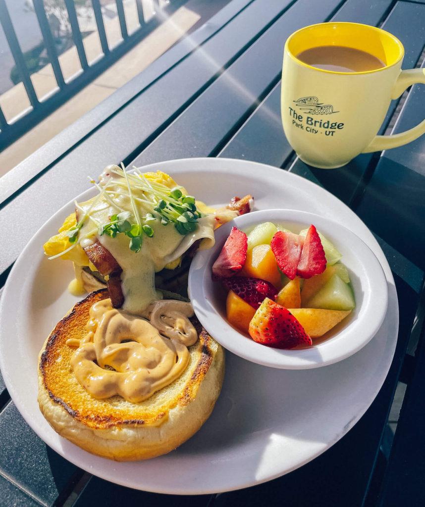 Breakfast in Park City