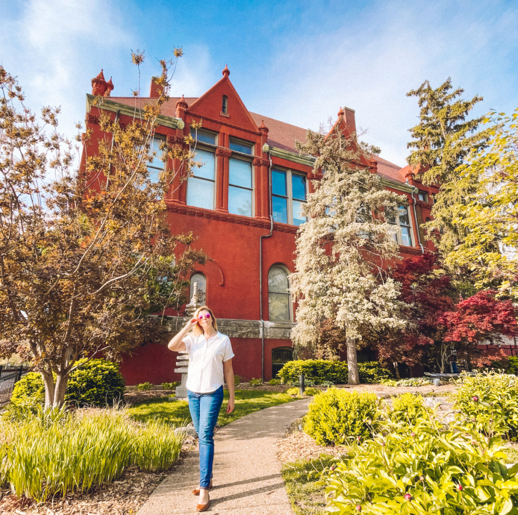 Watkins Museum of History - Lawrence Kansas Things to do