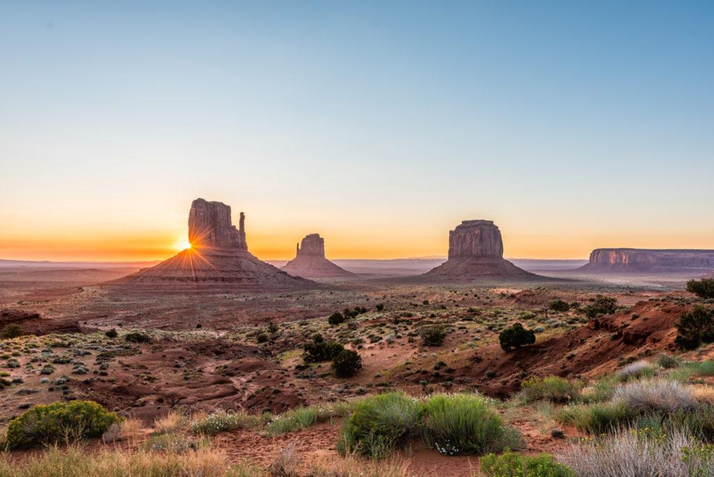 Monument Valley - Arizona road trips